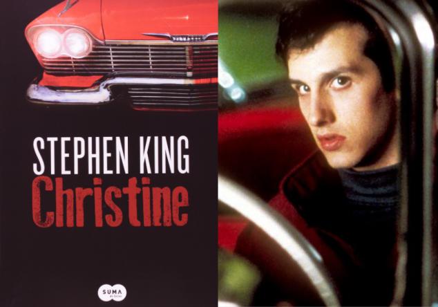 O livro foi adaptado para os cinemas em 1983, apresentando Keith Gordon como protagonista (Divulgação)