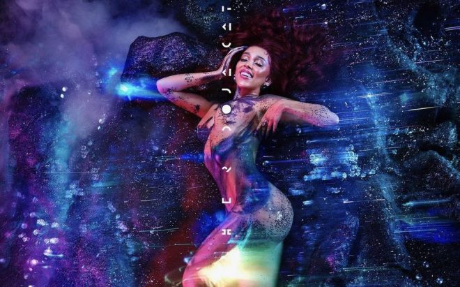 O disco também conta com participações de SZA e Ariana Grande (Divulgação)