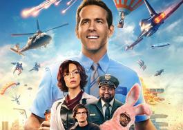 """Ryan Reynolds explora as possibilidades de viver em um game no trailer de """"Free Guy"""""""