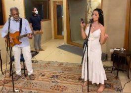 Gilberto Gil e Juliette fazem live neste domingo, logo mais às 18h