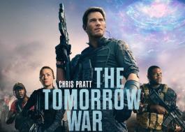 """A humanidade corre perigo de extinção no trailer final de """"A Guerra do Amanhã"""", longa do Prime Video"""