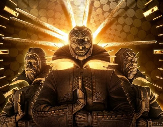 Na série, os personagens são responsáveis por cuidar da linha temporal do universo (Divulgação)