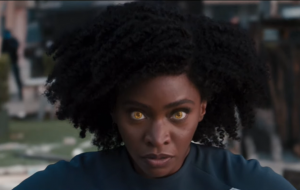 Teyonah Parris reflete importância de ser uma super-heroína negra no MCU e elogia direção de Nia DaCosta