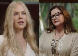 """""""Nine Perfect Strangers"""": novo teaser destaca conflituosa jornada para bem-estar"""