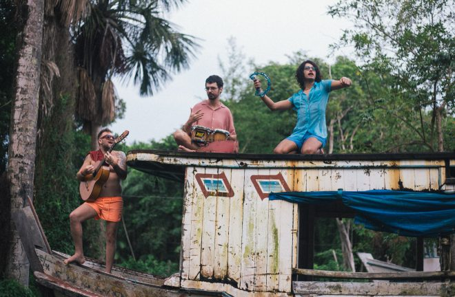 "Disco chega com clipe da faixa ""Cotijuba"" (Foto: Maira Henriques)"