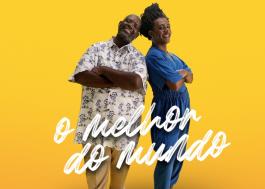 """Péricles e Liniker anunciam parceria em """"O Melhor do Mundo"""", novo single"""