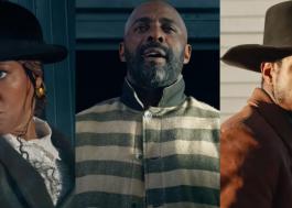 """Regina King, Idris Elba e Jonathan Majors se reúnem no trailer de """"Vingança & Castigo"""", faroeste da Netflix"""