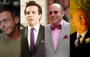 """""""Sex and the City"""": David Eigenberg, Mario Cantone, Willie Garson e Evan Handler estarão no revival"""