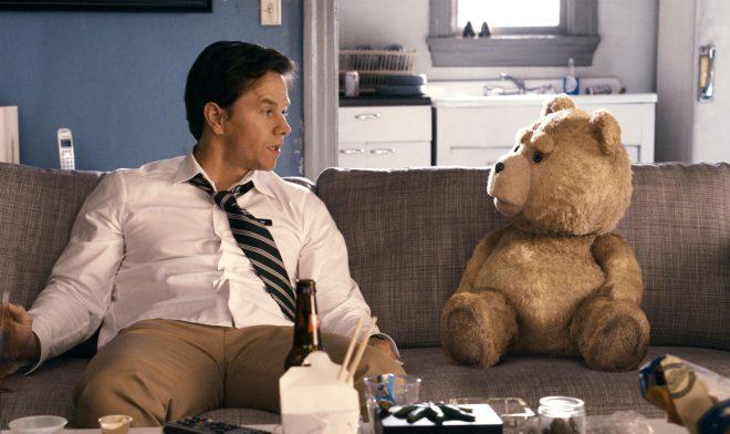 Estrelado por Mark Wahlberg e Seth MacFarlane, o primeiro filme foi lançado em 2012 (Universal Pictures / Divulgação)