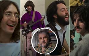 """""""The Beatles: Get Back"""", série documental dirigida por Peter Jackson, chega ao Disney+ em novembro"""
