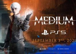 """""""The Medium"""", antes exclusivo de Xbox e PC, chega ao PS5 em setembro"""