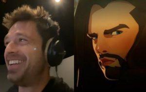 """Sebastian Stan mostra vídeo hilário dos bastidores de """"What If…?"""", nova série da Marvel"""