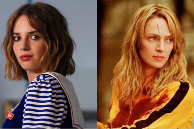 A jovem atriz é filha de Uma Thurman na vida real (Reprodução)