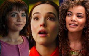 "Isabela Merced,Zoey DeutcheLeslie Grace devem fazer testes para estrelar ""Batgirl"""