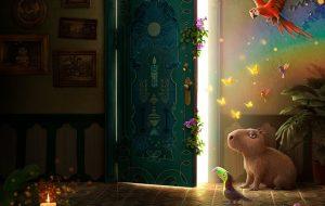"""Disney libera pôster da animação """"Encanto"""" e anuncia trailer para amanhã (8)"""
