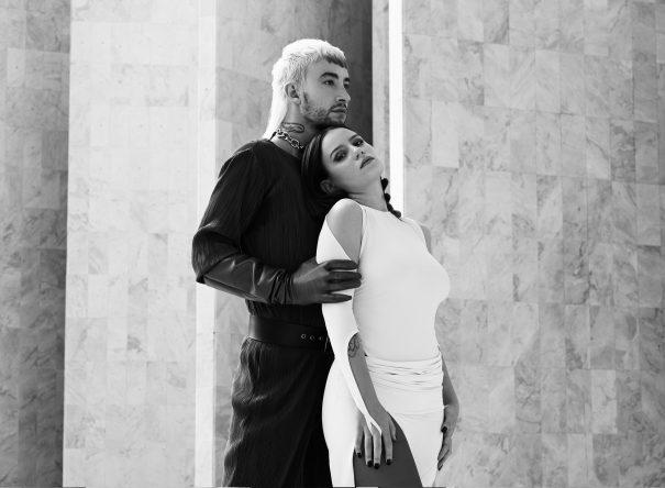 A parceria foi celebrada com um clipe sensual e intimista nesta sexta-feira, 23 (Divulgação)