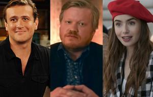 "Jason Segel, Jesse Plemons e Lily Collins vão protagonizar ""Windfall"", suspense da Netflix"