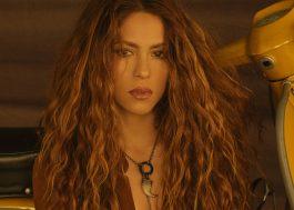 """Shakira comenta relação dos filhos com a própria música: """"Não os faço me ouvir"""""""