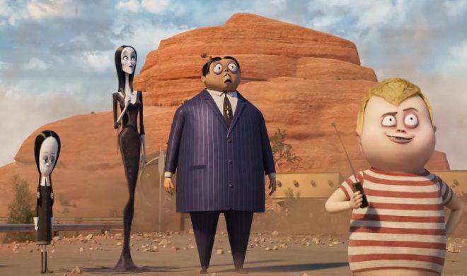 A animação estreia em outubro nos EUA (Reprodução)