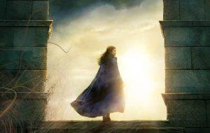 """Rosamund Pike se destaca no primeiro pôster da série """"A Roda do Tempo"""""""