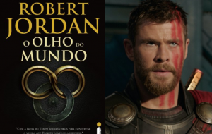 """""""A Roda do Tempo"""" ganhará adaptação cinematográfica com roteirista de """"Thor"""""""