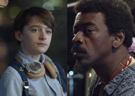"""""""Abe"""": filme com Noah Schnapp e Seu Jorge chegará aos cinemas em agosto"""