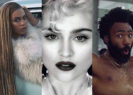 Beyoncé, Madonna e Childish Gambino estão em lista de 100 melhores videoclipes de todos os tempos