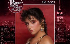 Camila Cabello anuncia participação no programa de Jimmy Fallon da próxima sexta (23)