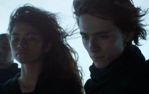 """Timothée ChalameteZendaya estão prontos para a guerra em trailer épico de """"Duna"""""""