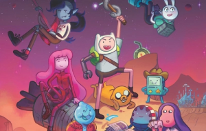 """Último episódio do especial """"Hora de Aventura: Terras Distantes"""" ganha cartaz"""