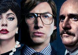 """Lady Gaga, Adam Driver e Jared Leto estampam primeiros cartazes de """"House of Gucci"""""""