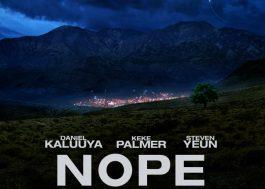 """""""Nope"""", novo filme de Jordan Peele, ganha pôster misterioso"""