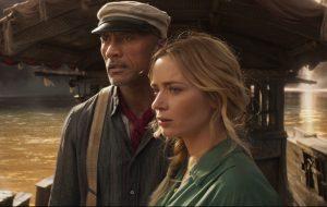 """Emily Blunt falando em português? Temos! O que achamos de """"Jungle Cruise"""", novo filme da Disney."""