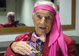 """Orlando Drummond, da """"Escolinha do Professor Raimundo"""", morre aos 101 anos"""