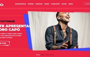 Sony Music lança Portal Filtr Latino, plataforma de entretenimento e educação