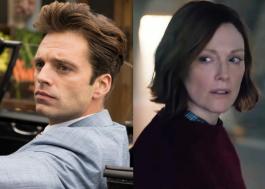 "Sebastian Stan vai contracenar com Julianne Moore no filme ""Sharper"""