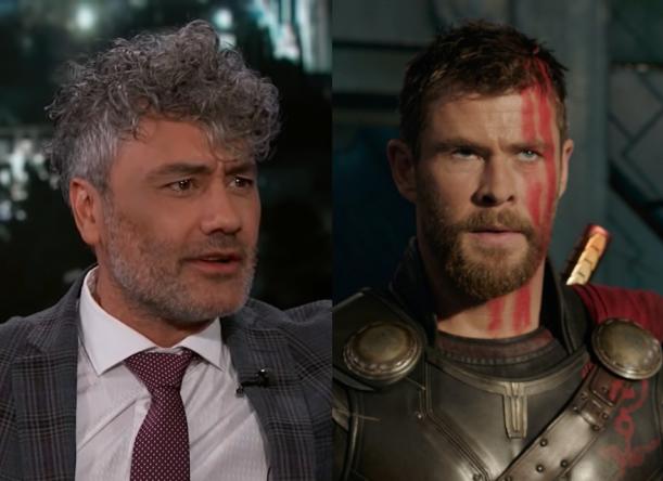 """""""Thor: Amor e Trovão"""" tem estreia prevista para 2022 (Reprodução / YouTube; Marvel Studios / Divulgação)"""