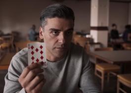 """Oscar Isaac busca redenção e vingança no trailer de """"The Card Counter"""""""