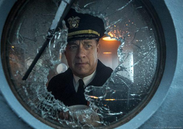 """O ator recentemente estrelou """"Greyhound: Na Mira do Inimigo"""" (Sony Pictures / Divulgação)"""