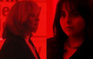 """Sarah Paulson e Beanie Feldstein se encaram em novo teaser de """"Impeachment: American Crime Story"""""""