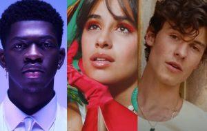 """Lil Nas X, Camila Cabello e Shawn Mendes estarão no """"Live Lounge"""" em setembro"""