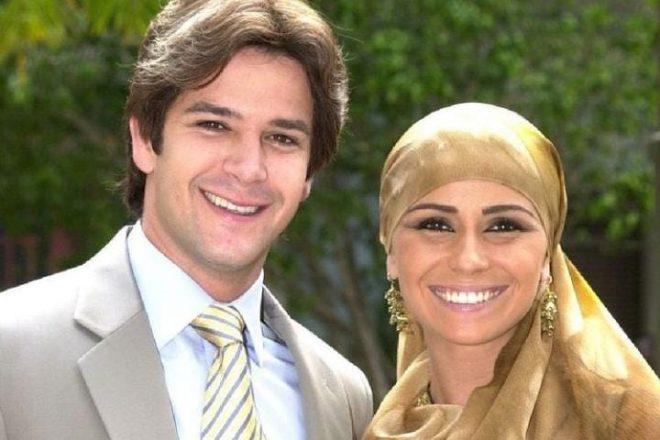 Giovanna Antonelli e Murilo Benício estrelam a novela (Divulgação)