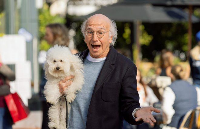 Larry David é o criador e ator principal (Divulgação)