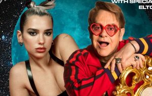 Dua Lipa e Elton John divulgam teaser de parceria com Pnau