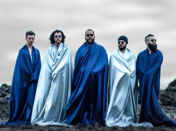 Novo disco mescla rock progressivo à tradição de bandas paraenses (Foto: Karina Paes)