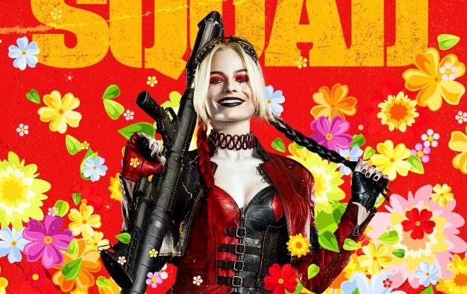 Margot Robbie interpreta a personagem (Divulgação)