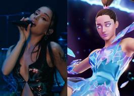 """Ariana Grande anuncia shows em parceria com o jogo """"Fortnite"""""""