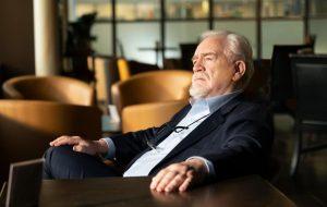 """Terceira temporada de """"Succession"""" estreia em outubro, avisa HBO"""