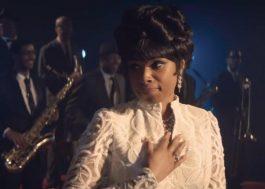 """Jennifer Hudson fala sobre interpretar Aretha Franklin em """"Respect"""": """"Essas são emoções reais"""""""