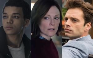 """Justice Smith vai atuar com Julianne Moore e Sebastian Stan em """"Sharper"""""""